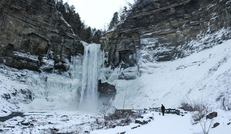 Waterfalls of the Finger Lakes