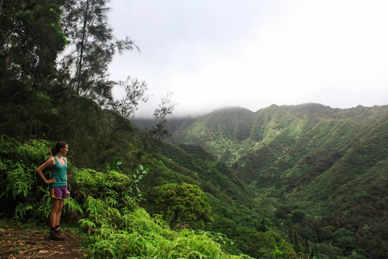 hiking the hau'ula loop trail windward oahu hiking guide trail description beautiful obscure hawaiian hike