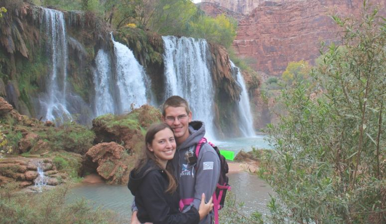 Returning to Supai