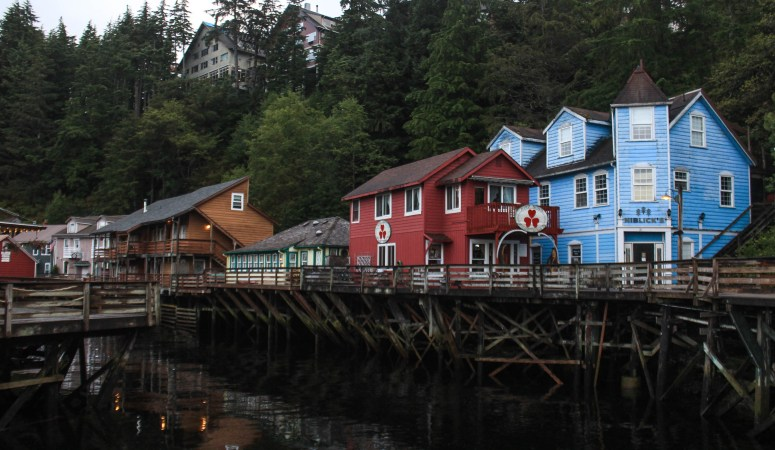 Two Days in Ketchikan