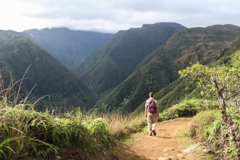 Iao Valley / Waihe'e Ridge Trail