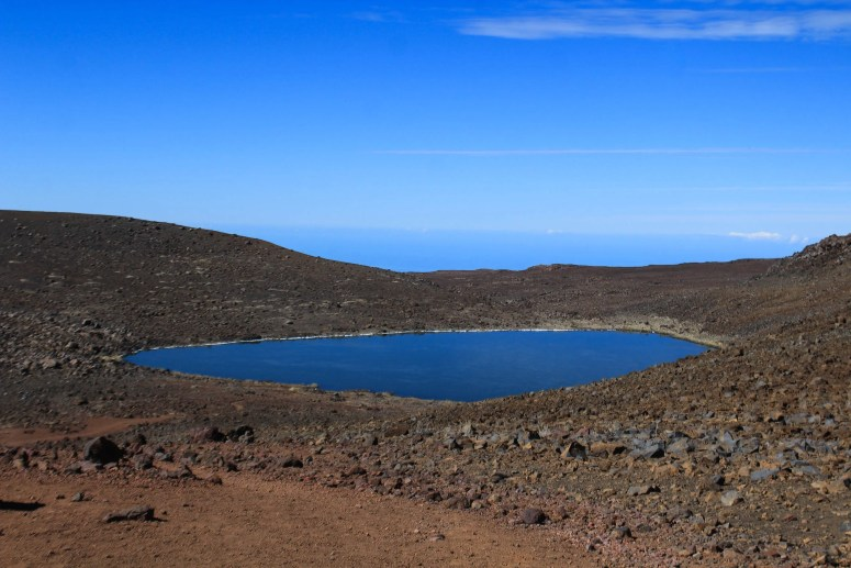Lake Waiau | Hiking Mauna Kea on the Big Island of Hawaii