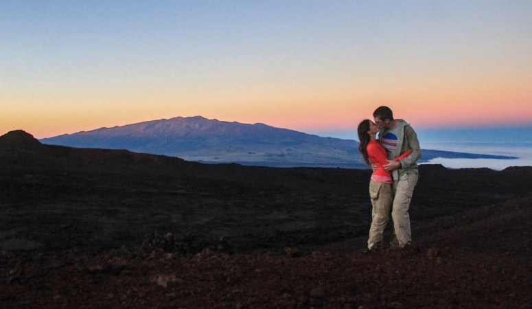 Backpacking Mauna Loa // Day 1