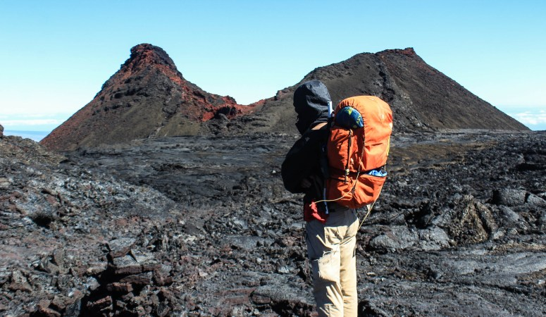 Backpacking Mauna Loa // Day 3