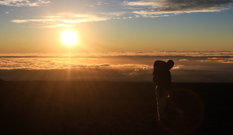 Backpacking Mauna Loa // Day 4