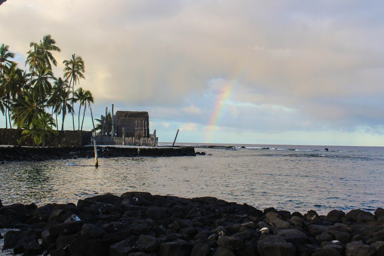 Escape to the Big Island