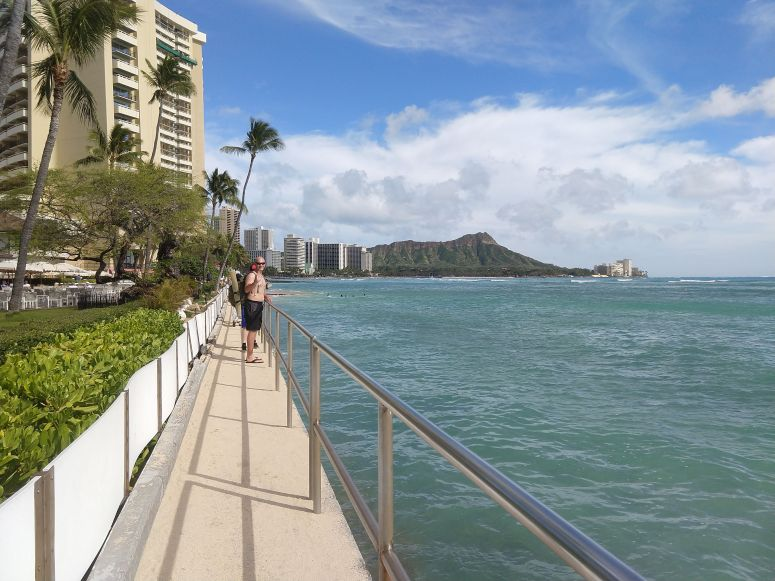 The Guys Come to Hawaii // Sightseeing