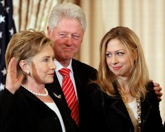 Chelsea Clinton Wedding Pictures