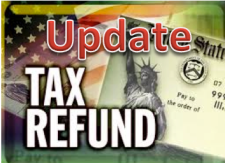 IRS Tax Refund Update Status