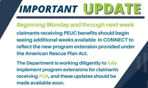 FL DEO PEUC and PUA program rollout
