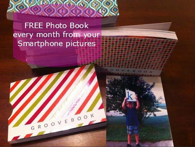 free photobook using your