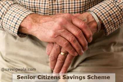 Senior Citizens Savings Scheme