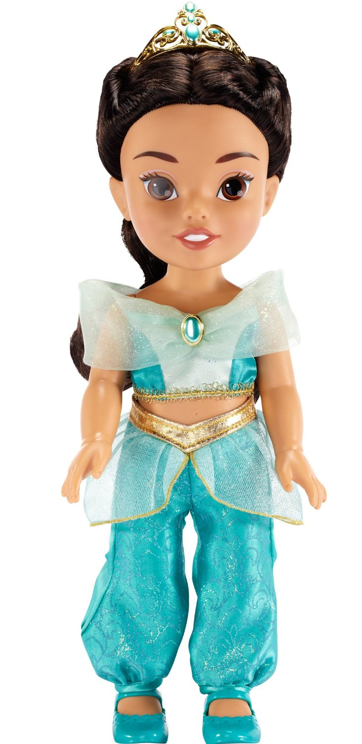 My First Disney Princess Jasmine Toddler Doll Only 15 99 Down