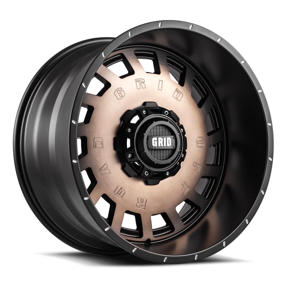 GRID OffRoad SEMA 2015 Debut  Savini Wheels