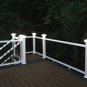 Mahopac Lighted Deck