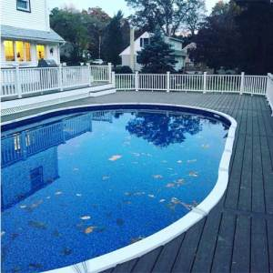 Mahopac Pool Decking