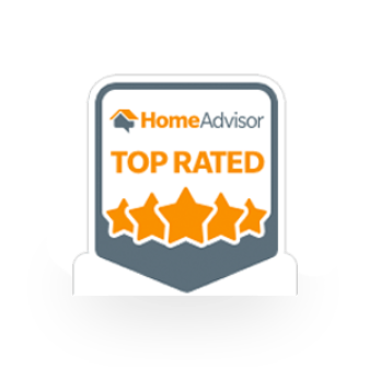 SavinoPRO Top Rated HomeAdvisor Badge