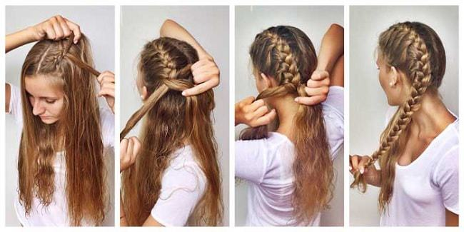 Hairstyles for Oily Hair - 7