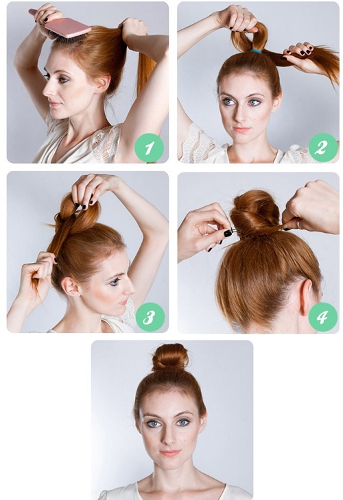 Hairstyles for Oily Hair - 4
