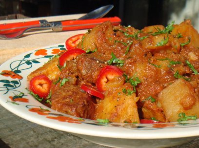 Traditional stew
