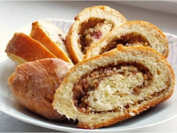 Holiday nut roll