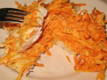 Pui cu morcovi