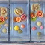 お花の石けん2
