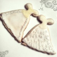 Special Order ~ Bridal Shower Sugar Cookies