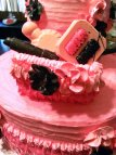 Little Diva Birthday Cake