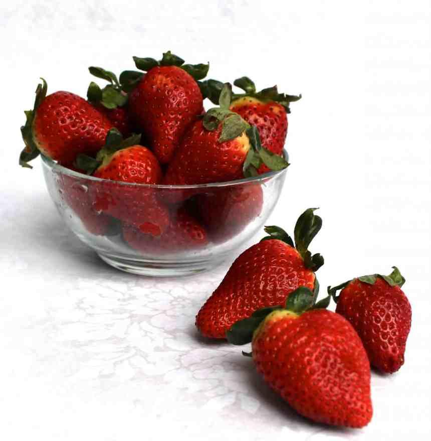 Strawberry Protein Smoothie