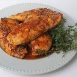Garlic Chicken with Smokey Paprika