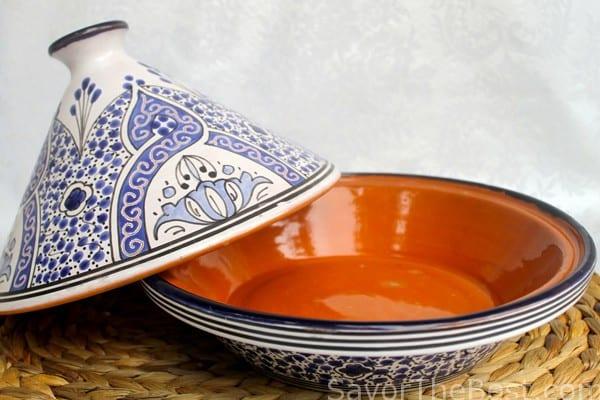 Tagine Dish