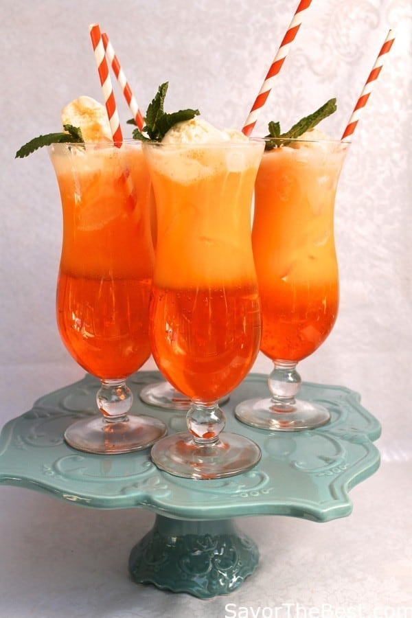 Orange Creamsicle Soda