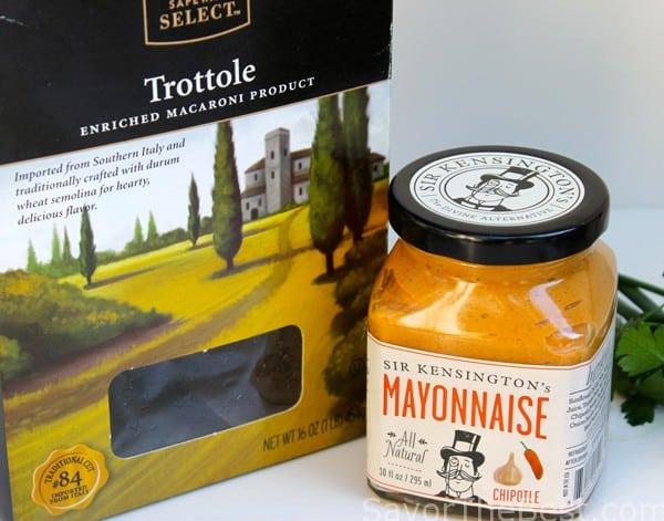 Chipotle-Mayonnaise