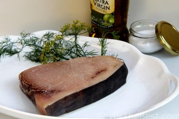 Swordfish-Steak