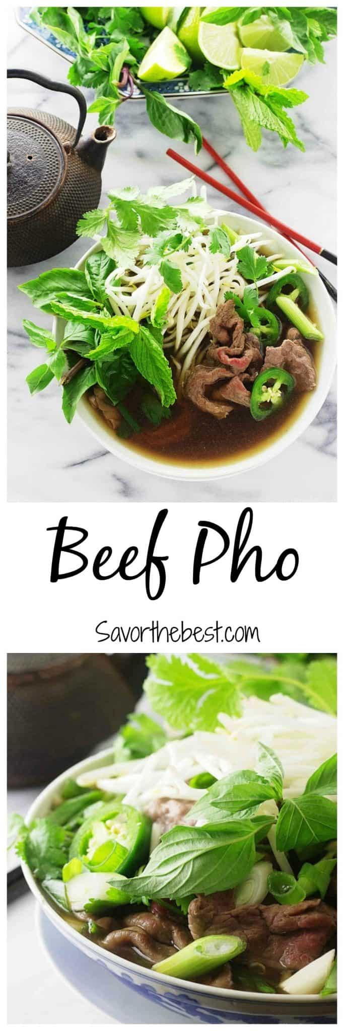 Beef Pho