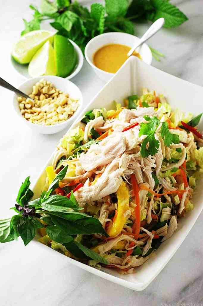Saigon Chicken Salad