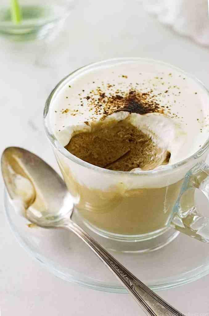 Cappuccino Semifreddo