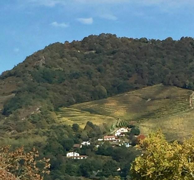 irouleguy arretxea pays basque