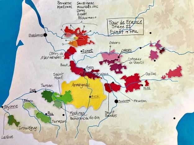 irouleguy sud ouest wine
