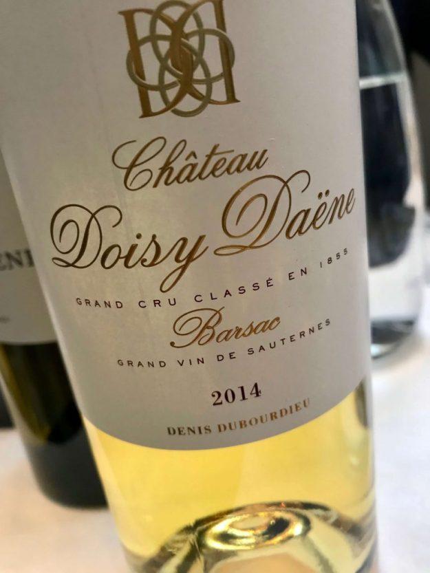 Château Doisy-Daëne Barsac Deuxième Cru
