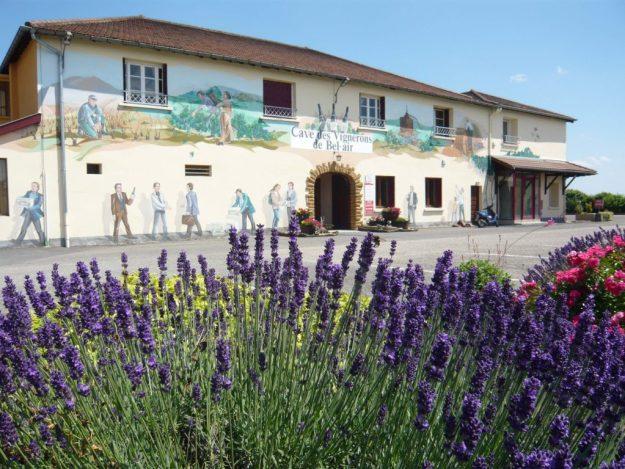 Vignerons de Bel Air Beaujolais saint amour cru
