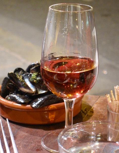 spanish rosato wine