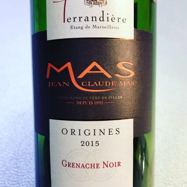 Languedoc wine Terrandiere