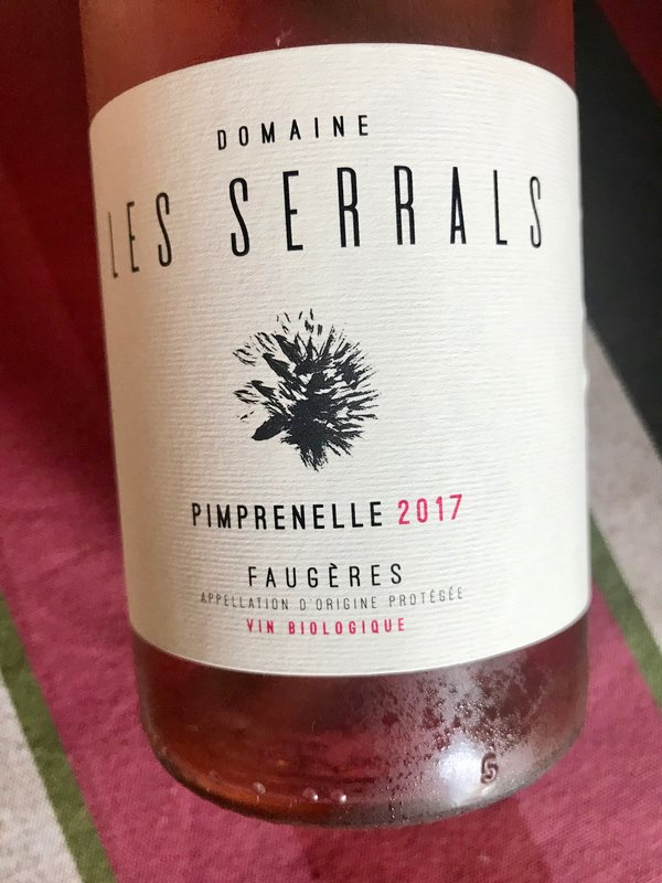 french rosé wine