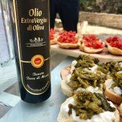 Olio De Carlo Tenuta Torre di Mossa Organic extra virgin olive oil