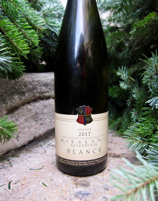 Domain Paul Blanck Alsace Rosenbourg Riesling