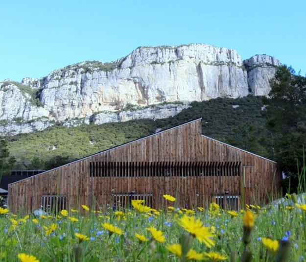 Domain de l'Hortus Pic Saint Loup Languedoc France wine