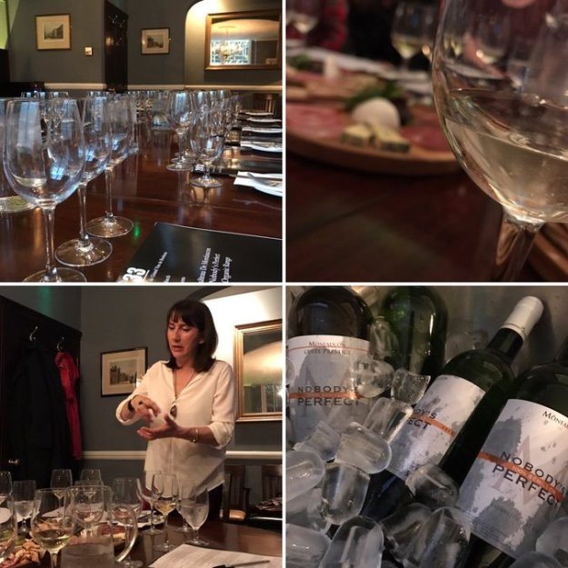Dawn Cooper-Jones winemaker Chateau Monfaucon Bordeaux entre-deux-mer