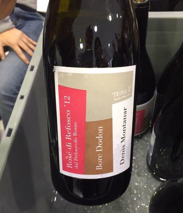 Denis Montanar wine france